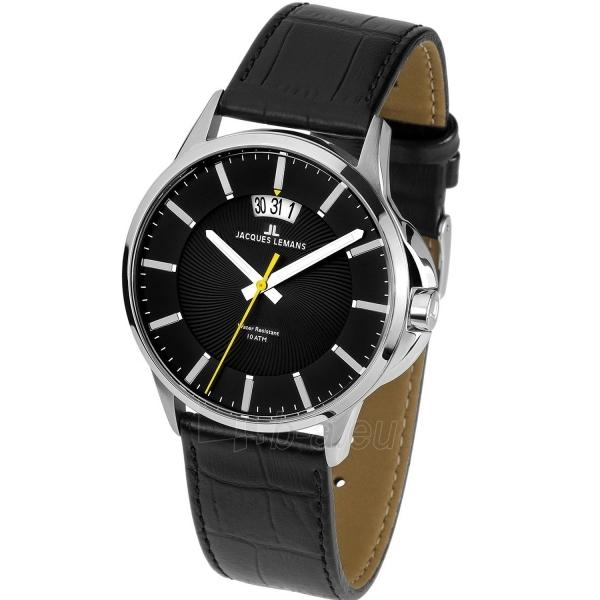 Male laikrodis Jacques Lemans Sydney 1-1540A Paveikslėlis 2 iš 2 30069607745