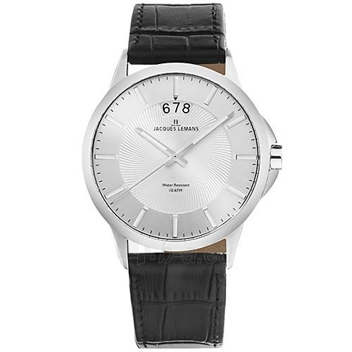Male laikrodis Jacques Lemans Sydney 1-1540B Paveikslėlis 1 iš 1 30069607746