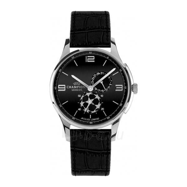 Vīriešu pulkstenis Jacques Lemans U-33A Paveikslėlis 1 iš 1 30069607753