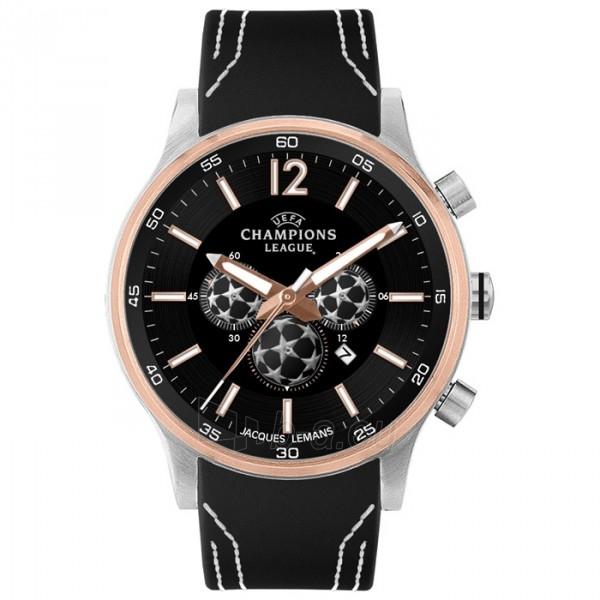Vīriešu pulkstenis Jacques Lemans U-39H Paveikslėlis 1 iš 2 30069607758