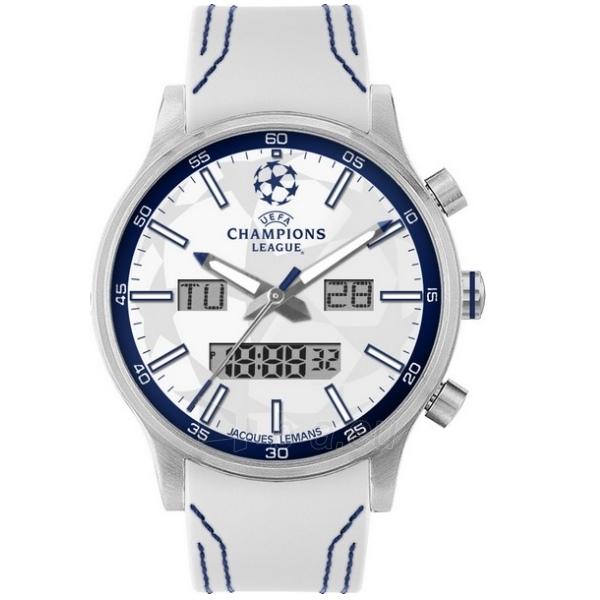 Vyriškas laikrodis Jacques Lemans U-40B Paveikslėlis 1 iš 1 30069607759