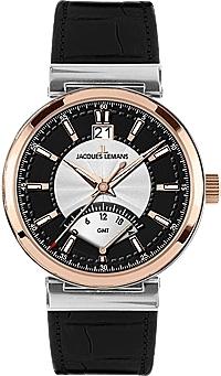 Vyriškas laikrodis Jacques Lemans Verona 1-1697B Paveikslėlis 1 iš 1 30069607771