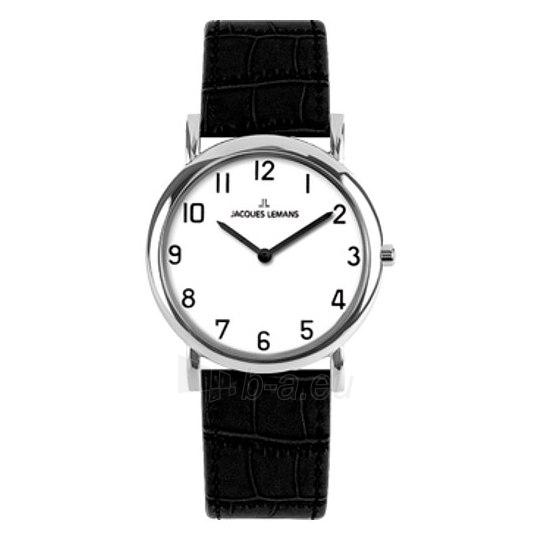 Male laikrodis Jacques Lemans Vienna 1-1369B Paveikslėlis 1 iš 1 30069607773