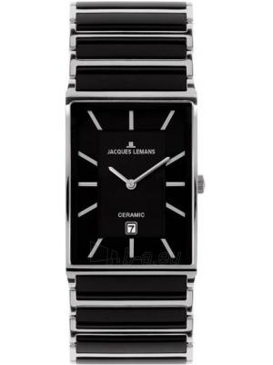 Vīriešu pulkstenis Jacques Lemans York 1-1592A Paveikslėlis 1 iš 1 30069601854