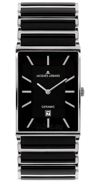 Vyriškas laikrodis Jacques Lemans York 1-1593A Paveikslėlis 1 iš 1 30069607775