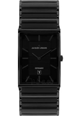 Vīriešu pulkstenis Jacques Lemans York 1-1593B Paveikslėlis 1 iš 1 30069607776