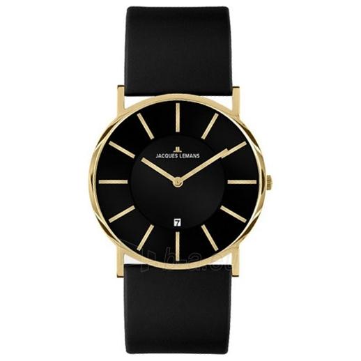 Vīriešu pulkstenis Jacques Lemans York 1-1620D Paveikslėlis 1 iš 1 30069607783