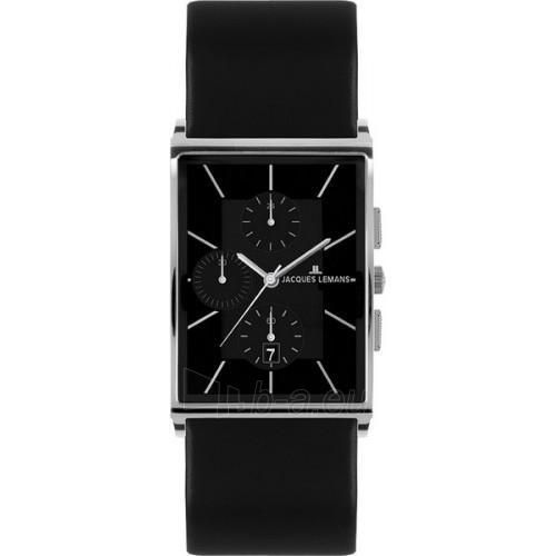 Vīriešu pulkstenis Jacques Lemans York 1-1818A Paveikslėlis 1 iš 1 30069601858