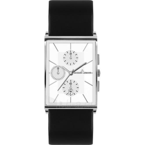 Vīriešu pulkstenis Jacques Lemans York 1-1818B Paveikslėlis 1 iš 1 30069601859