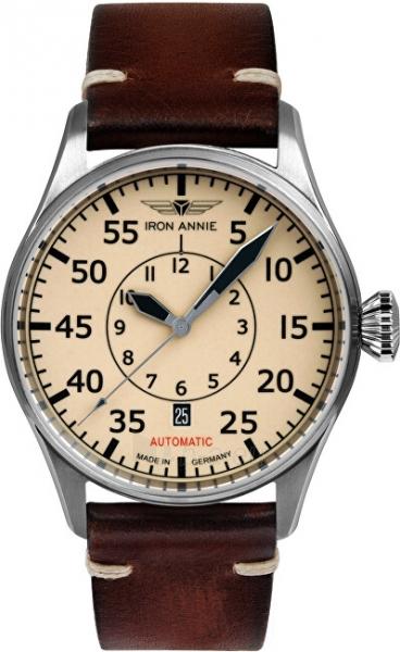 Vīriešu pulkstenis Junkers - Iron Annie Cockpit 5156-5 Paveikslėlis 1 iš 3 310820176235