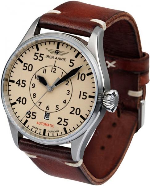 Vīriešu pulkstenis Junkers - Iron Annie Cockpit 5156-5 Paveikslėlis 3 iš 3 310820176235