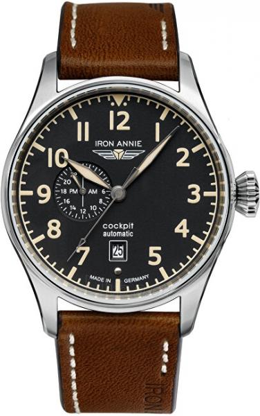 Vīriešu pulkstenis Junkers - Iron Annie Cockpit 5168-2 Paveikslėlis 1 iš 3 310820178616