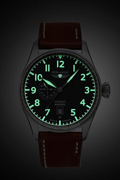 Vīriešu pulkstenis Junkers - Iron Annie Cockpit 5168-2 Paveikslėlis 2 iš 3 310820178616