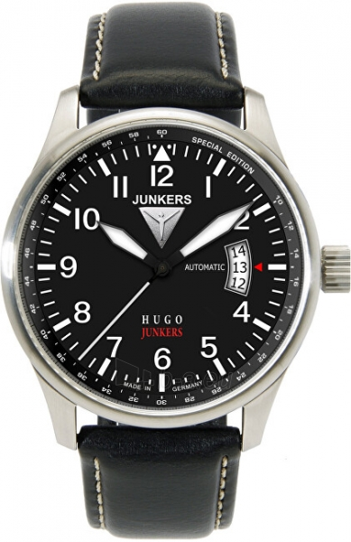 Vīriešu pulkstenis Junkers - Iron Annie HugoJunkers 6664-2 Paveikslėlis 1 iš 2 310820178626