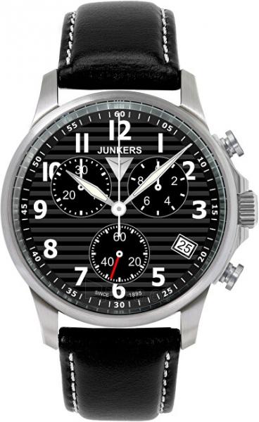 Vīriešu pulkstenis Junkers - Iron Annie TanteJu 6890-2 Paveikslėlis 1 iš 1 310820178630
