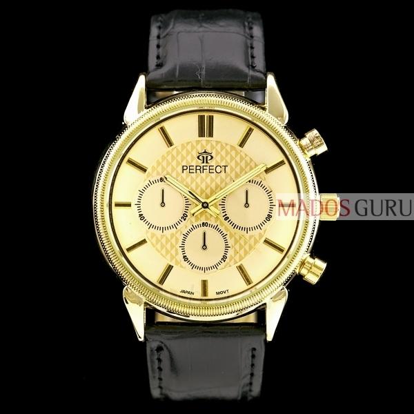 Klasisks stils Perfect pulkstenis PFW169G Paveikslėlis 1 iš 1 30069600659