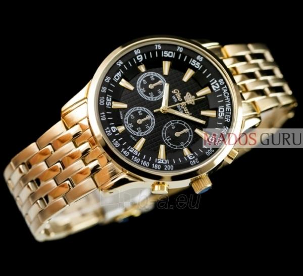 Klasisks Gino Rossi pulkstenis GR127G Paveikslėlis 2 iš 5 30069600833