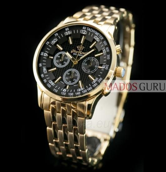 Klasisks Gino Rossi pulkstenis GR127G Paveikslėlis 4 iš 5 30069600833