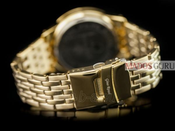 Klasisks Gino Rossi pulkstenis GR127G Paveikslėlis 5 iš 5 30069600833