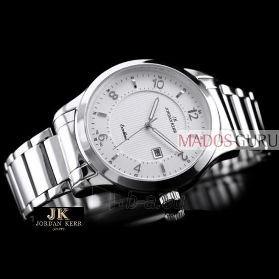 Vyriškas laikrodis Klasikinis Jordan Kerr JKM13703S Paveikslėlis 2 iš 5 30069600653