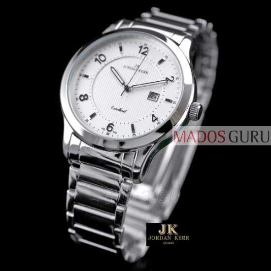 Vyriškas laikrodis Klasikinis Jordan Kerr JKM13703S Paveikslėlis 4 iš 5 30069600653
