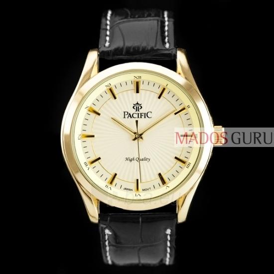 Vyriškas laikrodis Klasikinis Pacific PC003JA Paveikslėlis 1 iš 1 30069600726