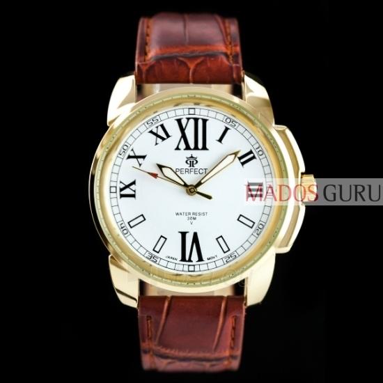 Vyriškas laikrodis Klasikinis Perfect PFA202G Paveikslėlis 1 iš 1 30069600895
