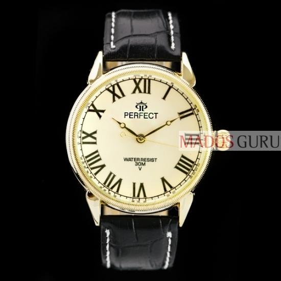 Vyriškas laikrodis Klasikinis Perfect PFC169A Paveikslėlis 1 iš 1 30069600733