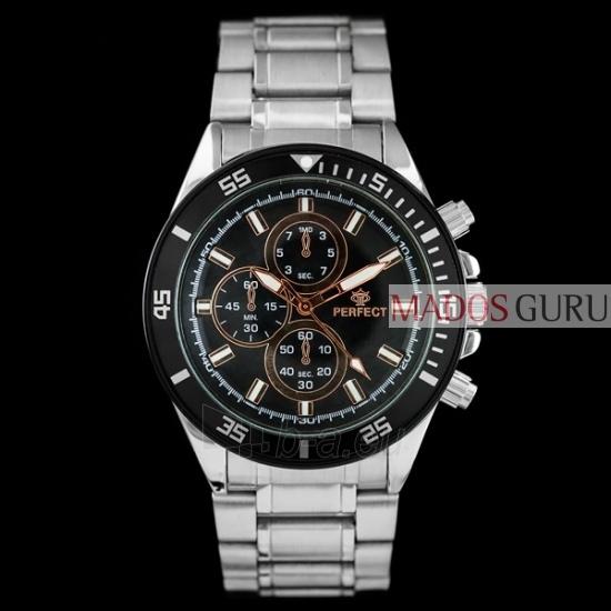 Vyriškas laikrodis Klasikinis Perfect PFM154SG Paveikslėlis 1 iš 3 30069604652