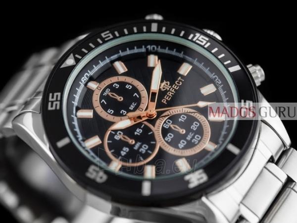 Vyriškas laikrodis Klasikinis Perfect PFM154SG Paveikslėlis 2 iš 3 30069604652