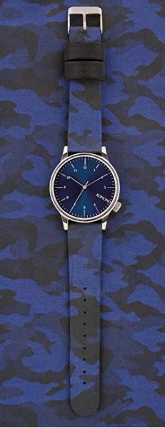 Male laikrodis Komono Winston CAMO BLUE KOM-W2167 Paveikslėlis 2 iš 4 310820102550
