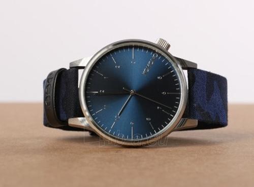 Male laikrodis Komono Winston CAMO BLUE KOM-W2167 Paveikslėlis 3 iš 4 310820102550