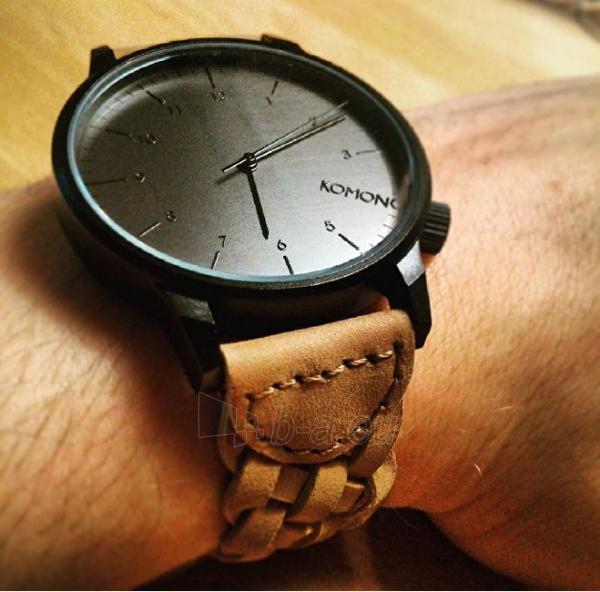 277f7291417 Paveikslėlis 5 iš 8 Men's watch Komono Winston Woven KOM-W2031 Paveikslėlis  6 iš 8 30069605311
