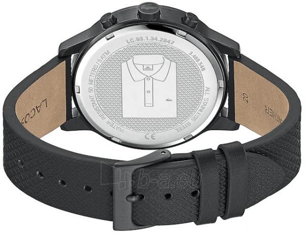 Male laikrodis Lacoste 12.12 2011011 Paveikslėlis 2 iš 4 310820172219