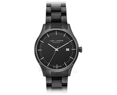 Male laikrodis Lars Larsen LW19 119CBBLB Paveikslėlis 1 iš 1 310820111501