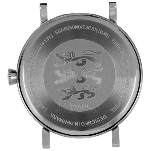 Vīriešu pulkstenis Lars Larsen LW31 Sebastian Steel 131SWAN Paveikslėlis 2 iš 6 310820027968