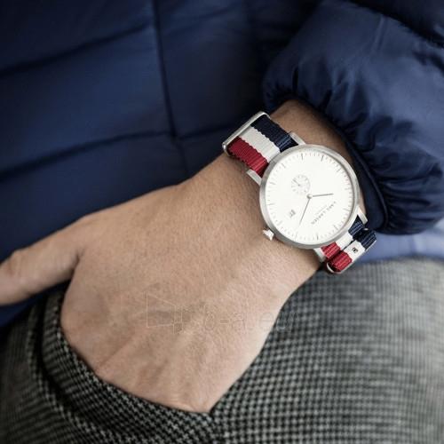 Vīriešu pulkstenis Lars Larsen LW31 Sebastian Steel 131SWAN Paveikslėlis 4 iš 6 310820027968