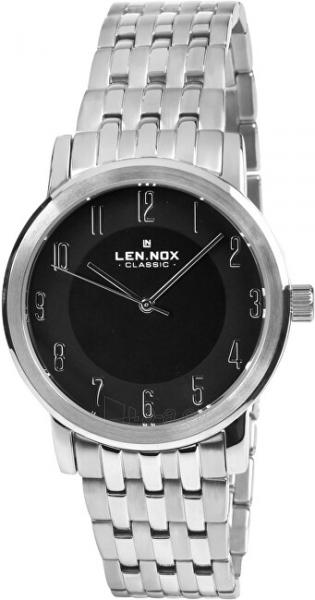 Vyriškas laikrodis LEN.NOX LC M410S-1B Paveikslėlis 1 iš 1 310820169139