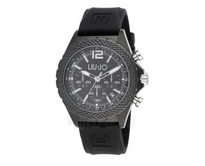 Vyriškas laikrodis Liu.Jo Derby Black TLJ831 Paveikslėlis 1 iš 1 30069605384