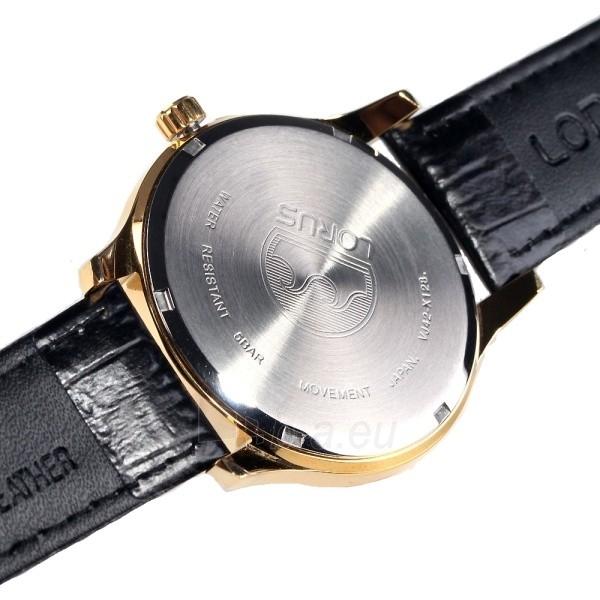 Male laikrodis LORUS  RS966BX-9 Paveikslėlis 3 iš 4 30069607835