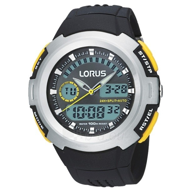 Vyriškas laikrodis LORUS R2323DX-9 Paveikslėlis 1 iš 2 30069608022