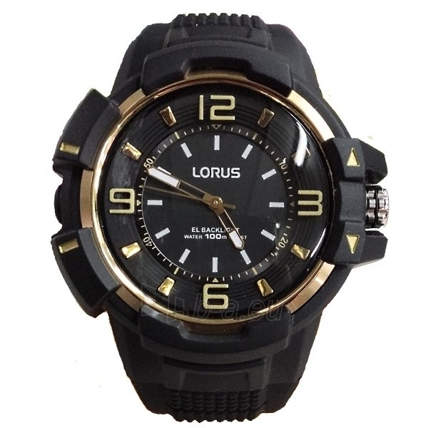 Male laikrodis LORUS R2342KX-9 Paveikslėlis 1 iš 2 30069607843