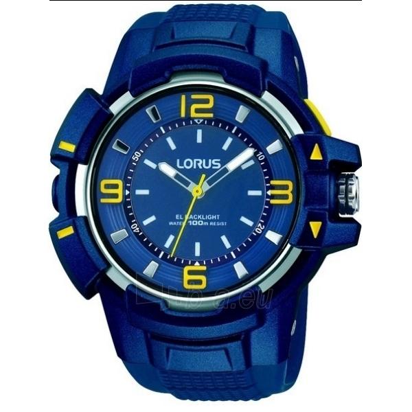 Vyriškas laikrodis LORUS R2351KX-9 Paveikslėlis 1 iš 1 30069607849