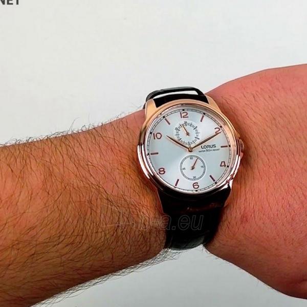 Vyriškas laikrodis LORUS R3A24AX-9 Paveikslėlis 2 iš 6 310820116794