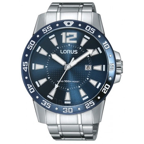 Vyriškas laikrodis LORUS RH925FX-9 Paveikslėlis 1 iš 1 30069607876
