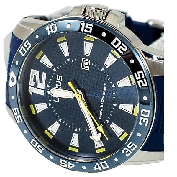 Male laikrodis LORUS RH935FX-9 Paveikslėlis 2 iš 2 310820009811