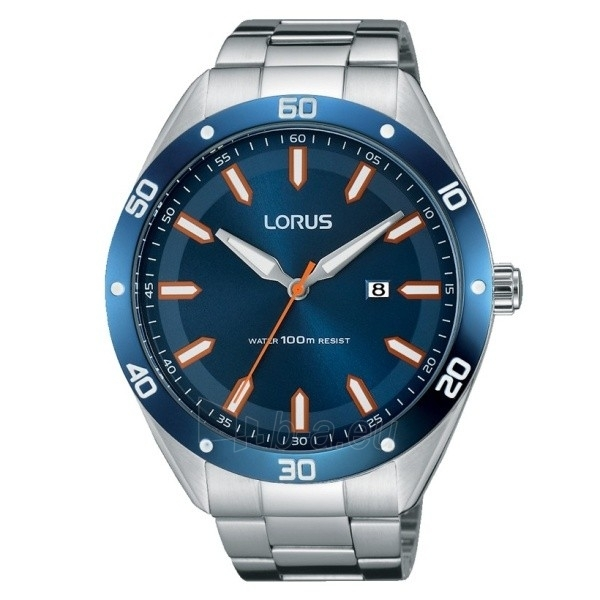 Vyriškas laikrodis LORUS RH945FX-9 Paveikslėlis 1 iš 1 30069607889