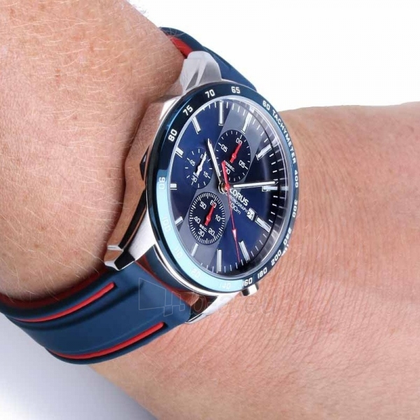 Vyriškas laikrodis LORUS RM389EX-9 Paveikslėlis 5 iš 5 310820161135