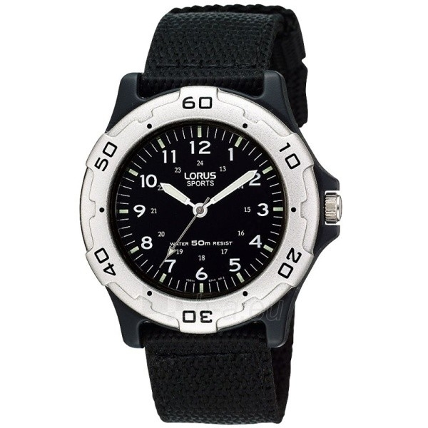 Vyriškas laikrodis LORUS RRS61NX-9 Paveikslėlis 1 iš 2 30069607978