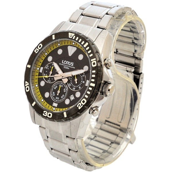 Male laikrodis LORUS RT335BX-9 Paveikslėlis 2 iš 2 310820009977